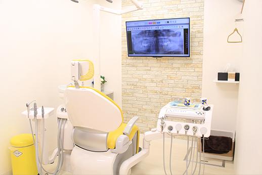 やすらぎ歯科虎ノ門 診療室