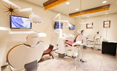 グリーンアップル自由が丘歯科医院 診療室