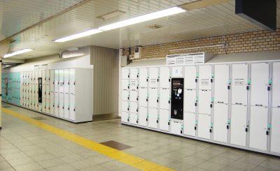 【2021最新】町田駅周辺のコインロッカーをご紹介!大型ロッカーあり
