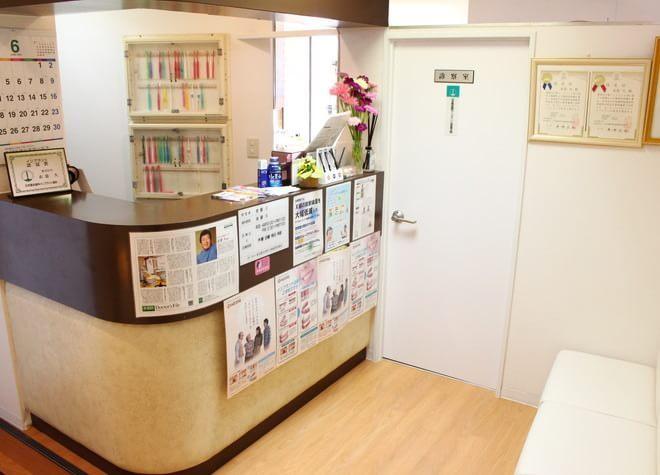 セントラルビル歯科クリニック 大森 待合室