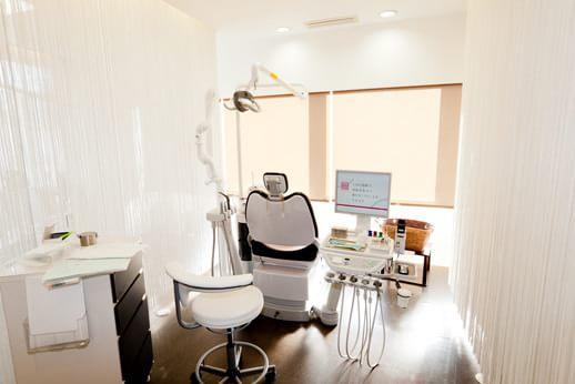デンタルオフィス心 診療室