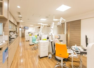 デンタルケアステーション 高田馬場歯科 診療室