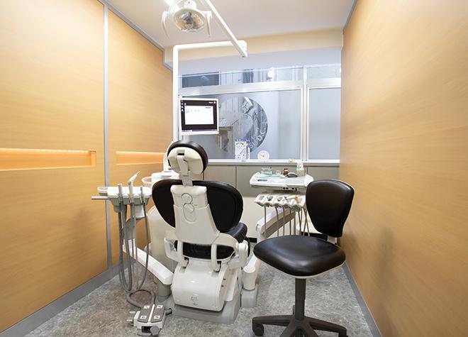 デンタルケア高松歯科 代々木上原 診療室