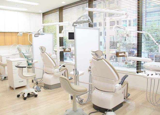 ニュー虎ノ門歯科医院 診療室