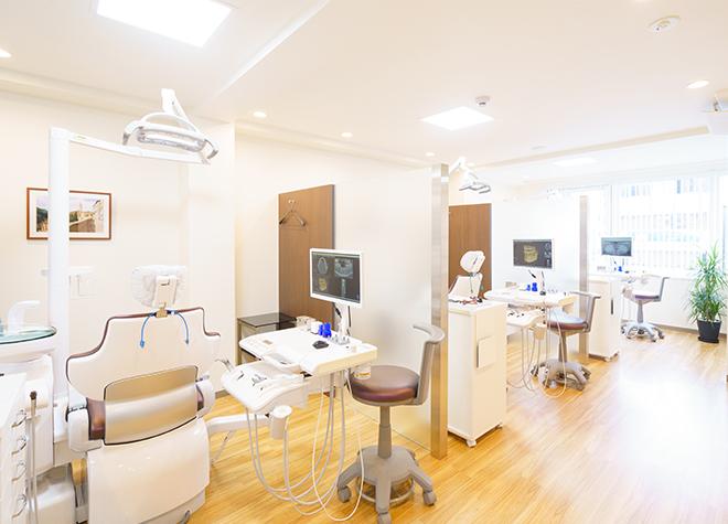 上野稲荷町歯科 診療室
