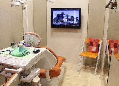 丸の内永楽ビル歯科クリニック 大手町 診療室