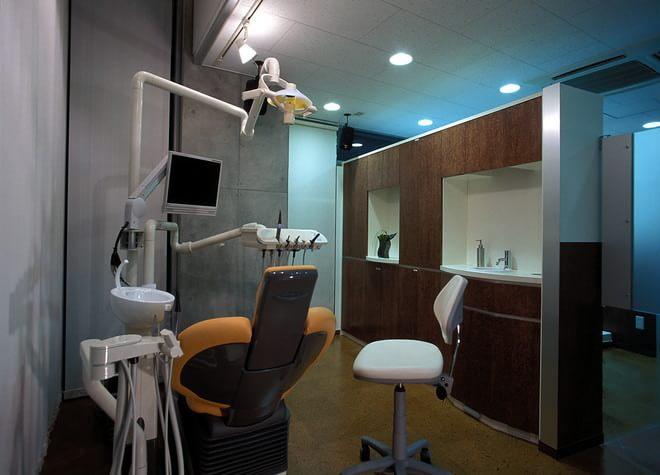 仲谷歯科クリニック 日本橋 診療室