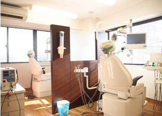 南青山・添野歯科医院 表参道 診療室