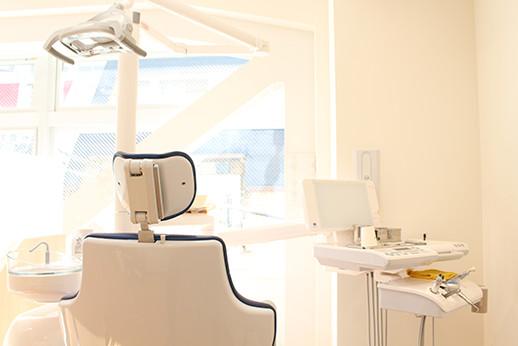 四谷歯科 四谷三丁目 診療室