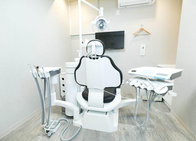 大森わたなべ歯科 診療室