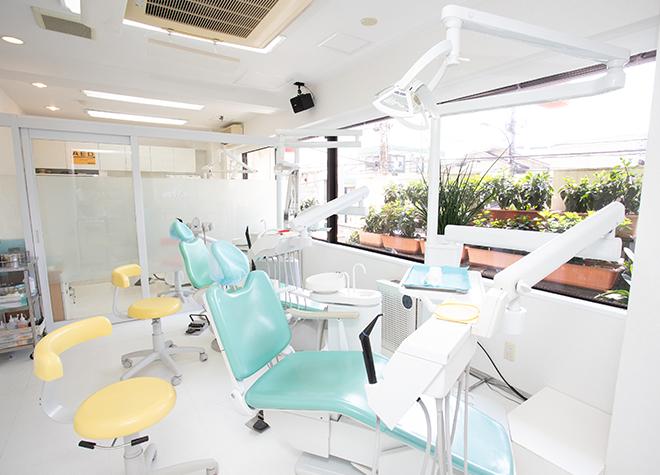 岡部歯科 小岩 診療室