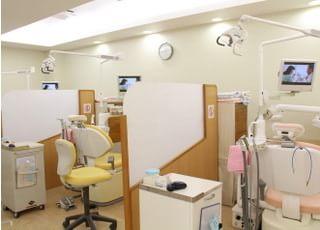 新井歯科医院 綾瀬 診療室