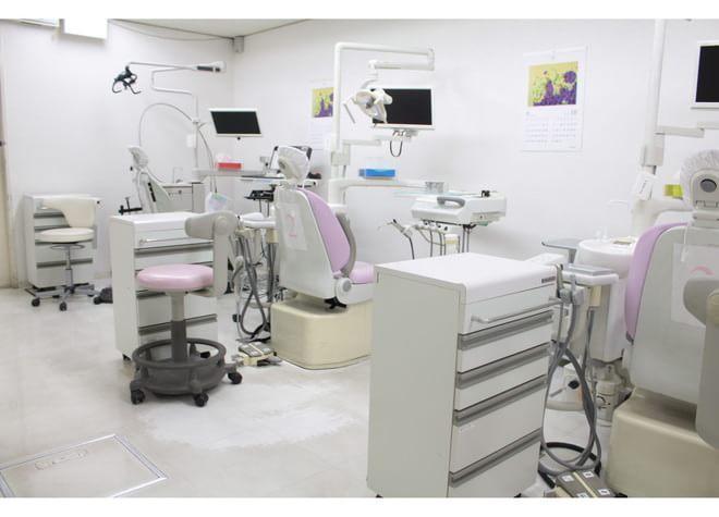 新宿NSビル歯科 診療室