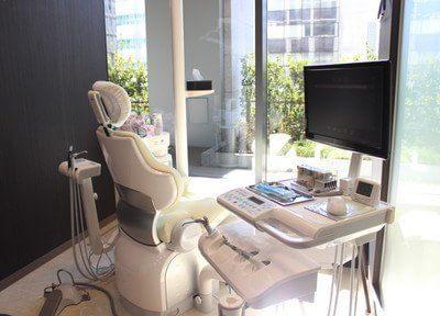 日比谷通りスクエア歯科クリニック 新橋 完全個室