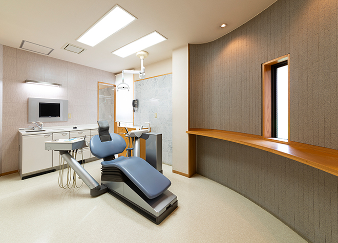杉山歯科医院 国分寺 完全個室