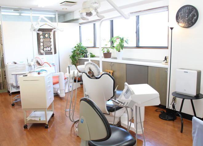 池村歯科医院 三軒茶屋 診療室