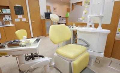 王子ホワイト歯科 診療室