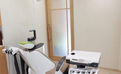 王子歯科クリニック駅前治療室 診療室