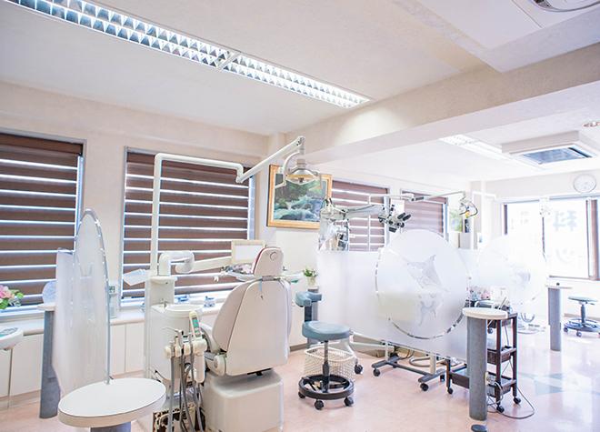 王子歯科美容外科クリニック 診療室