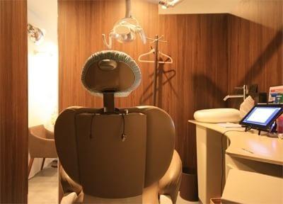 白十字歯科クリニック 日本橋兜町 完全個室