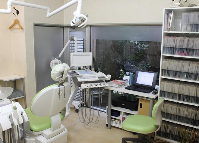 神田今川橋歯科クリニック 診療室