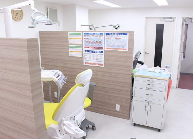 綾瀬デンタルクリニック 診療室