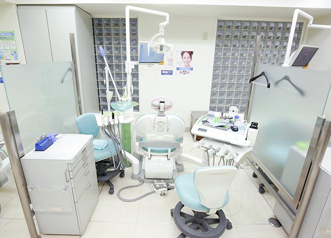 芝大門歯科クリニック 診療室