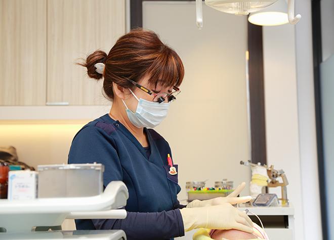 西葛西クララ歯科医院 女性歯科医師