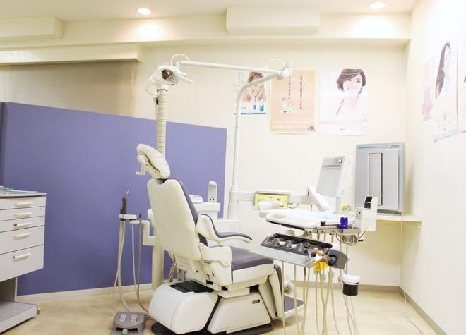 長尾歯科クリニック 浜松町 診療室