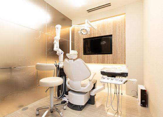 青山一丁目麻布歯科 個室