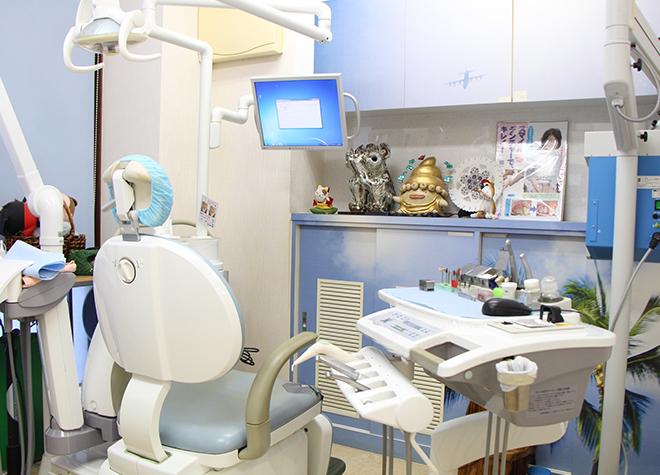飯塚歯科医院 門前仲町 診療室