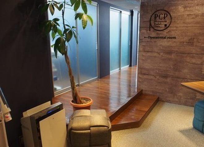 PCP丸の内デンタルクリニック 東京 待合室