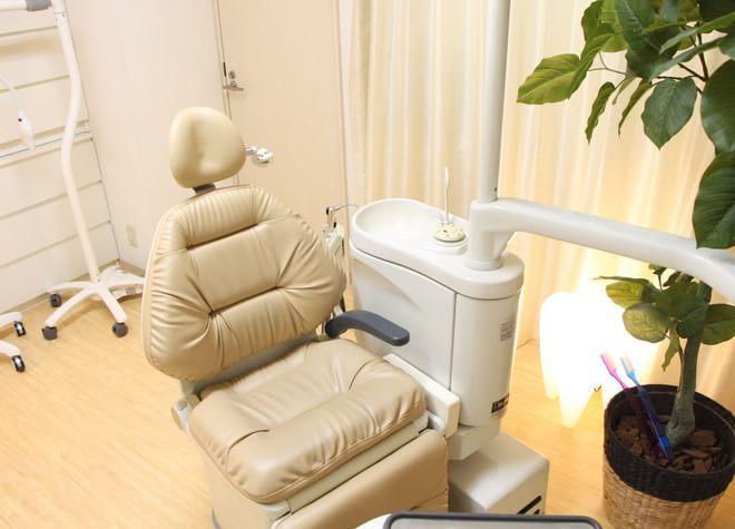 Teethfulデンタルクリニック 茅場町 診療室