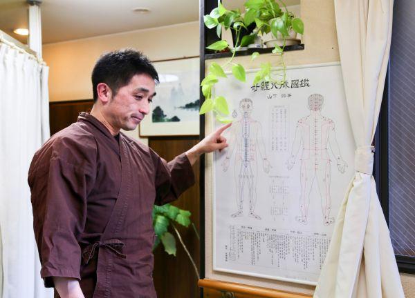 はなのやま鍼灸院 京成小岩 鍼灸師