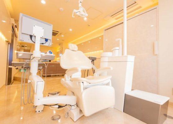 アラインクチュールデンタルオフィスTOKYO 銀座 診療室