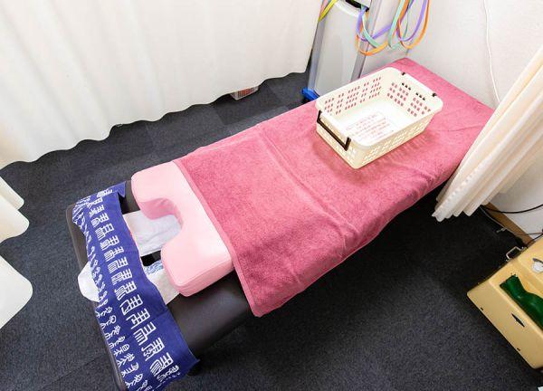 メリー鍼灸治療院・整骨院 府中 院内