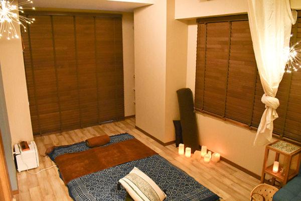 リラクゼーションサロン fu~wa 恵比寿 完全個室