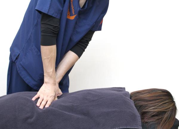仙川の鍼灸整骨院 姿勢矯正