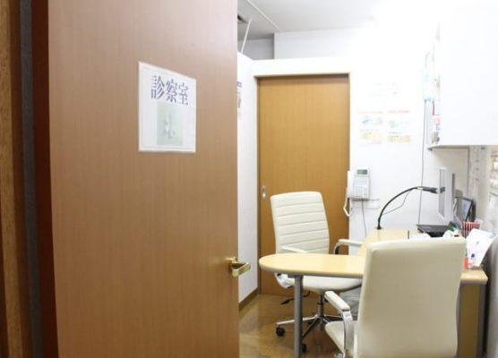 南青山スキンケアクリニック 診察室