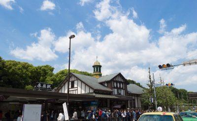【喫煙スポット】原宿駅周辺でタバコが吸える無料喫煙所まとめ