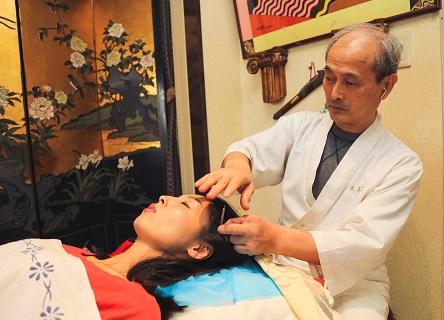 天寿堂整復院 広尾 鍼治療