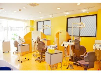 宮下歯科室 戸越公園 診療室