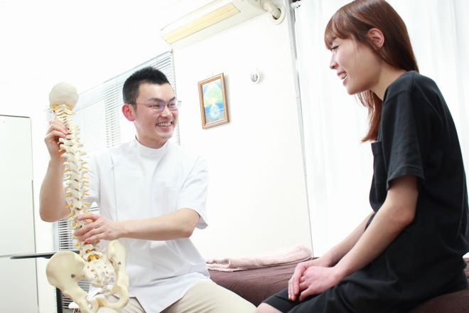 小原治療院 飯田橋 鍼灸整体師