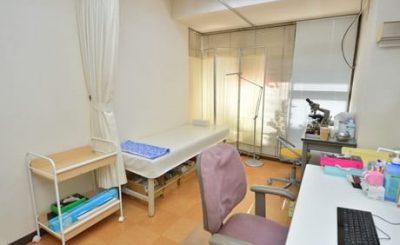 瀬底皮膚科クリニック 旗の台 診察室
