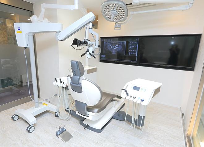 町田エス歯科クリニック 診療室