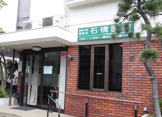 石橋医院 三軒茶屋 外観