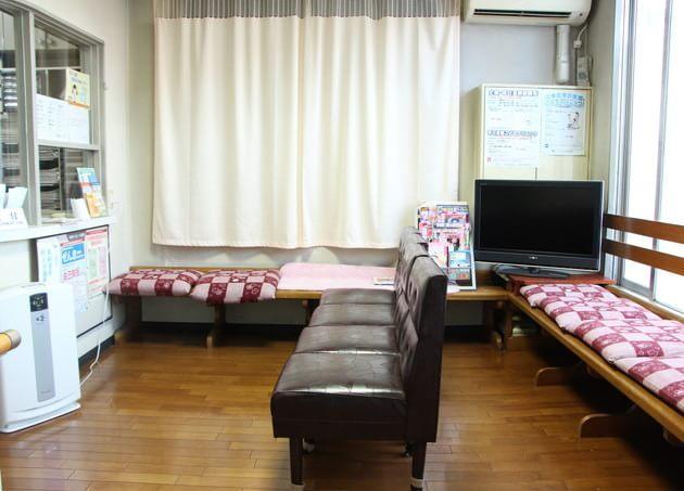 豊洲医院 受付