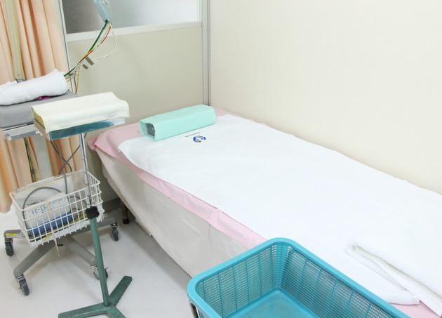 豊洲医院 診察室