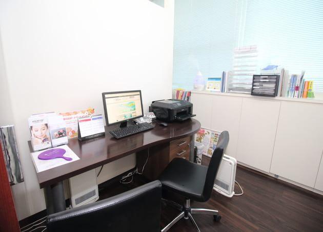 赤坂AAクリニック 診察室