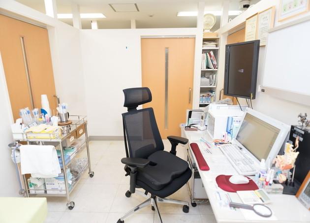 飯田橋中村クリニック 診察室